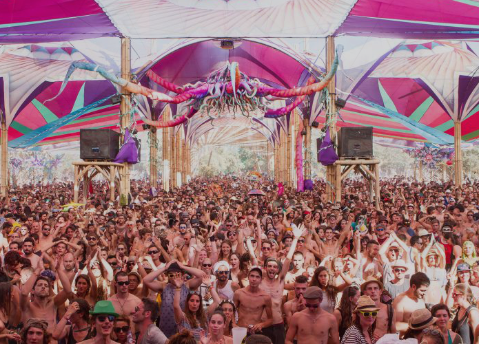 Photo of Boom Festival starts on Sunday and expects 30,000 people from 147 nationalities