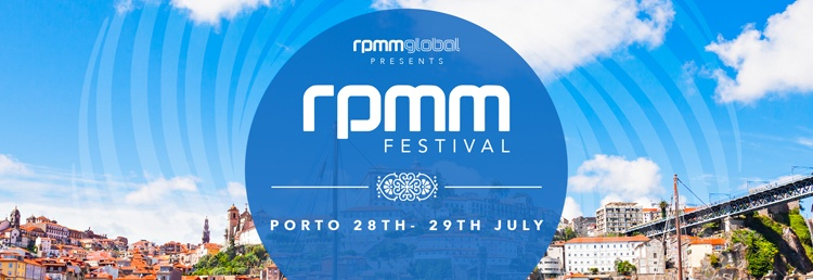 Photo of RPMM debuts in Porto with more than 50 names of the electronic music industry