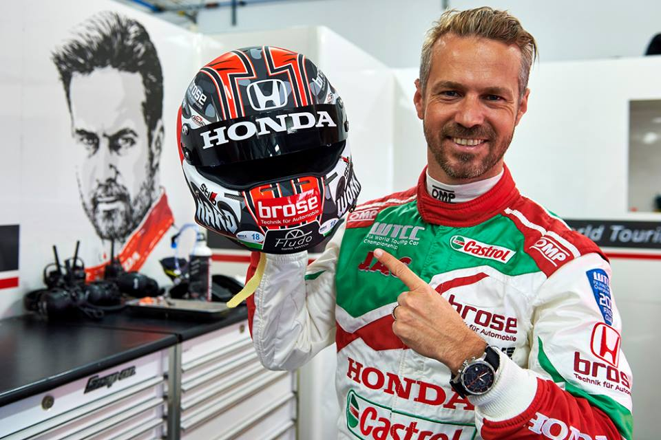 Photo of Tiago Monteiro beats the record of the Estoril Circuit