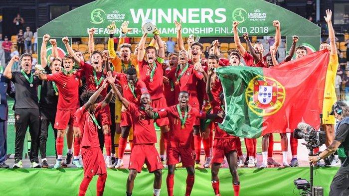 Photo of Portugal wins fourth European U19 title