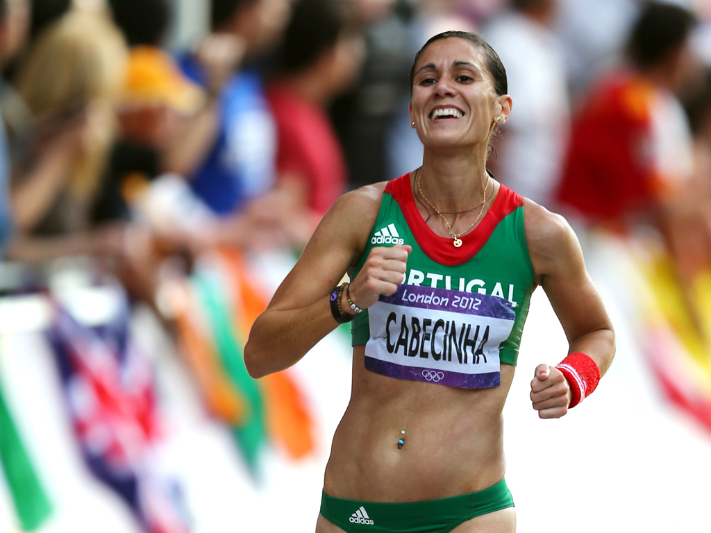 Photo of Ana Cabecinha eighth in the 20 kms march of the athletics Europeans
