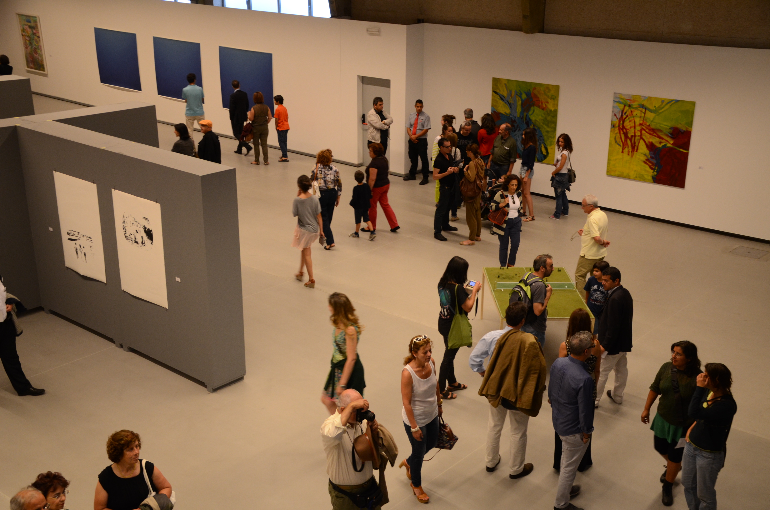 Photo of Cerveira Biennial marks 40 years with honor of Cruzeiro Seixas