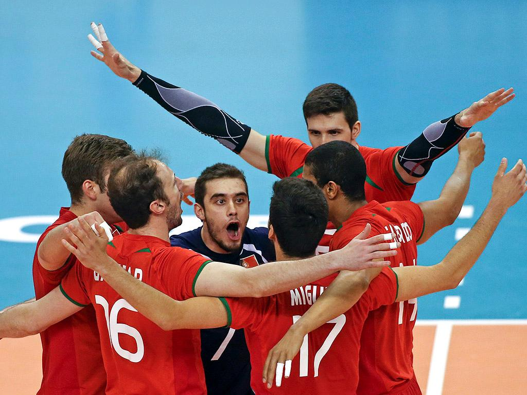 Photo of Portugal beat Croatia in Zagreb towards European volleyball 2019
