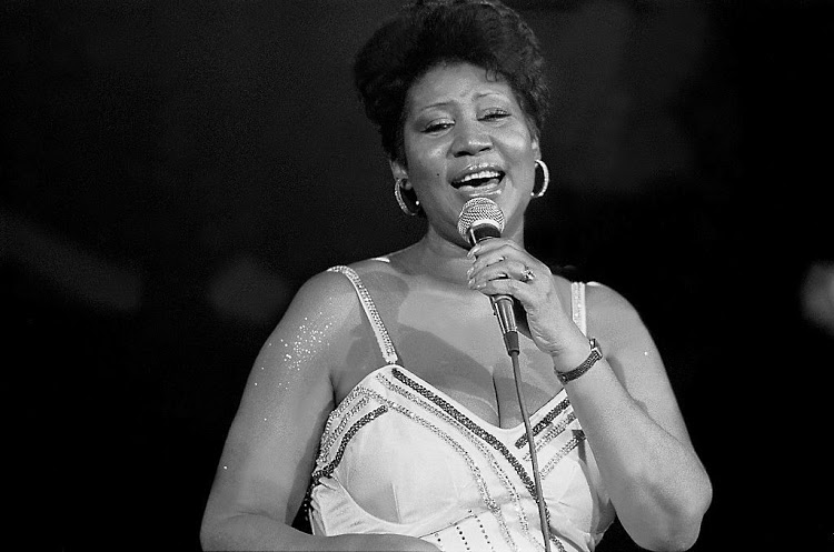 Photo of 'Queen of soul' Aretha Franklin honored in Paredes de Coura