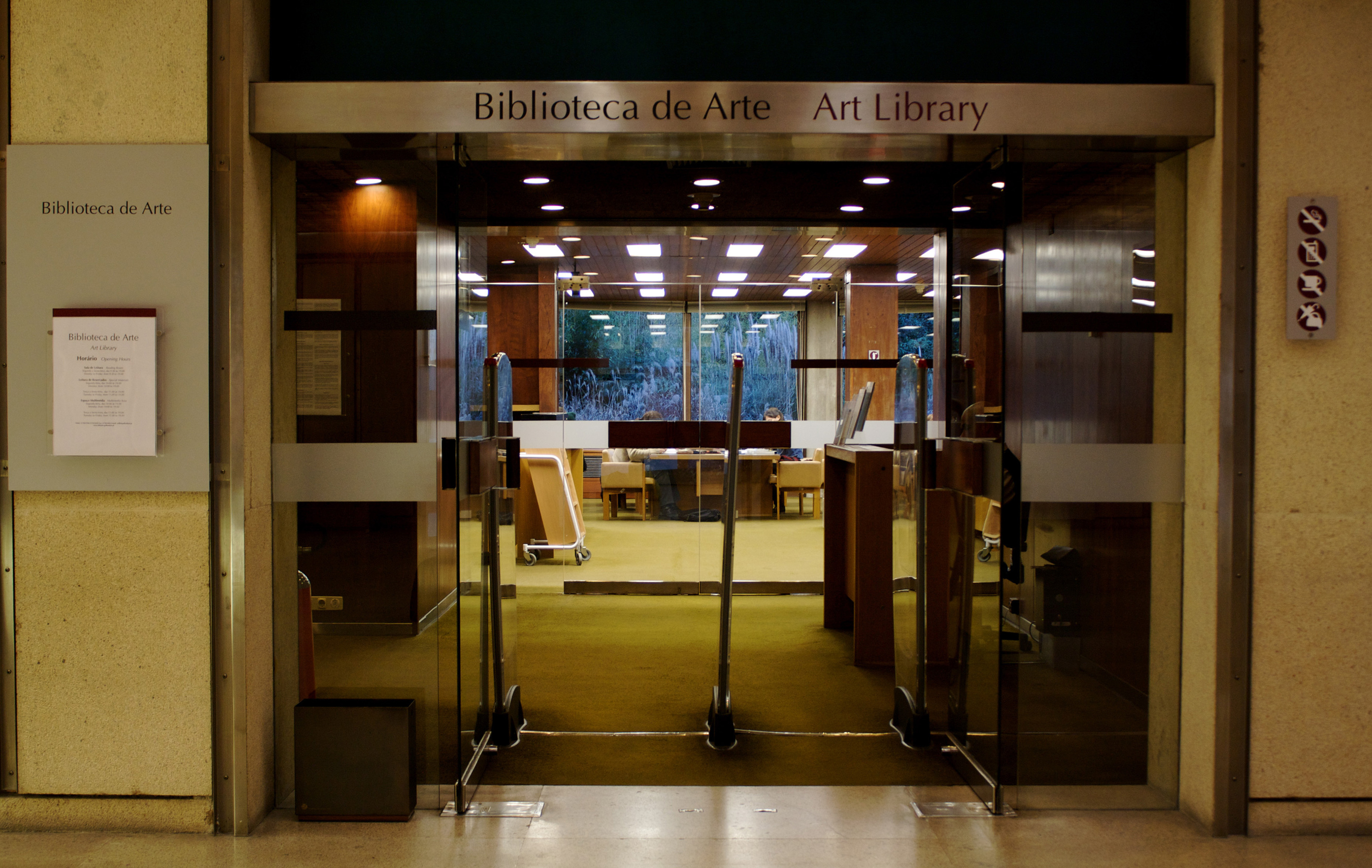 Photo of Works of the Gulbenkian Art Library to be exhibited in São Paulo