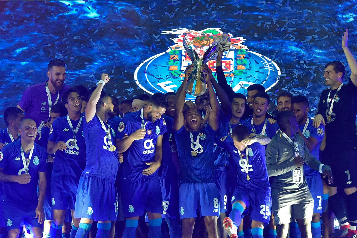 Photo of FC Porto wins Super Cup for the 21st time