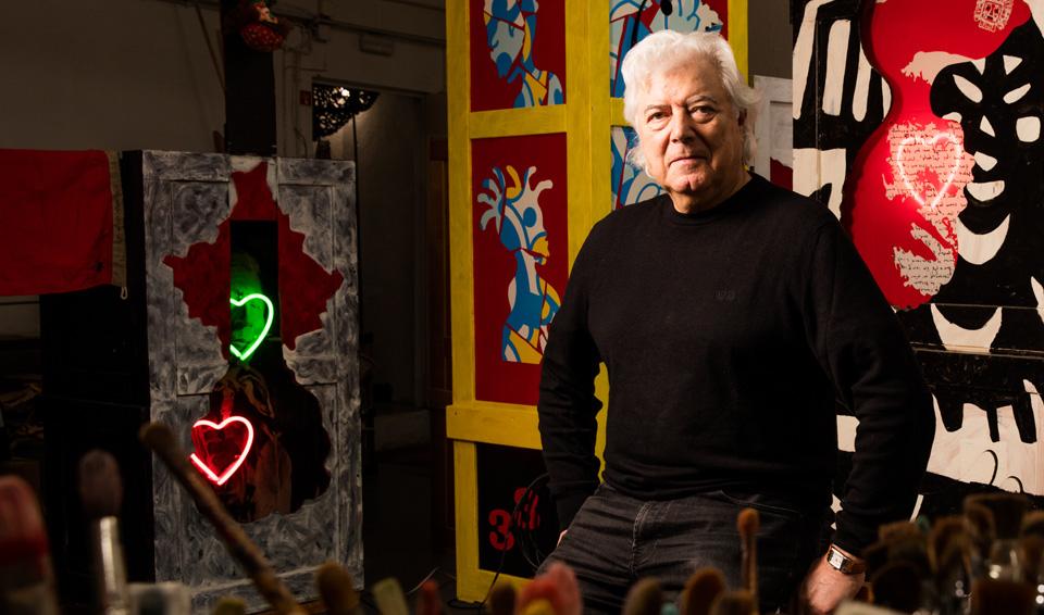 Photo of Douro Engraving Biennial honors José de Guimarães