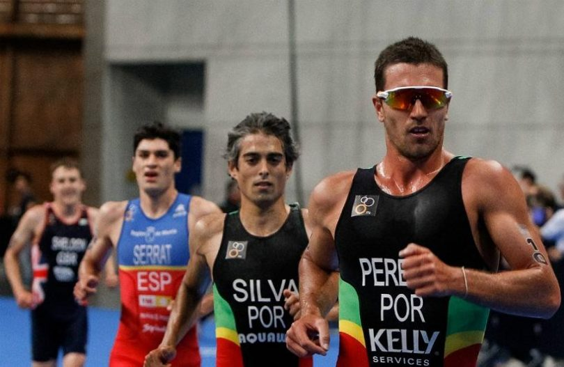 Photo of João Pereira wins seventh place in Montreal triathlon