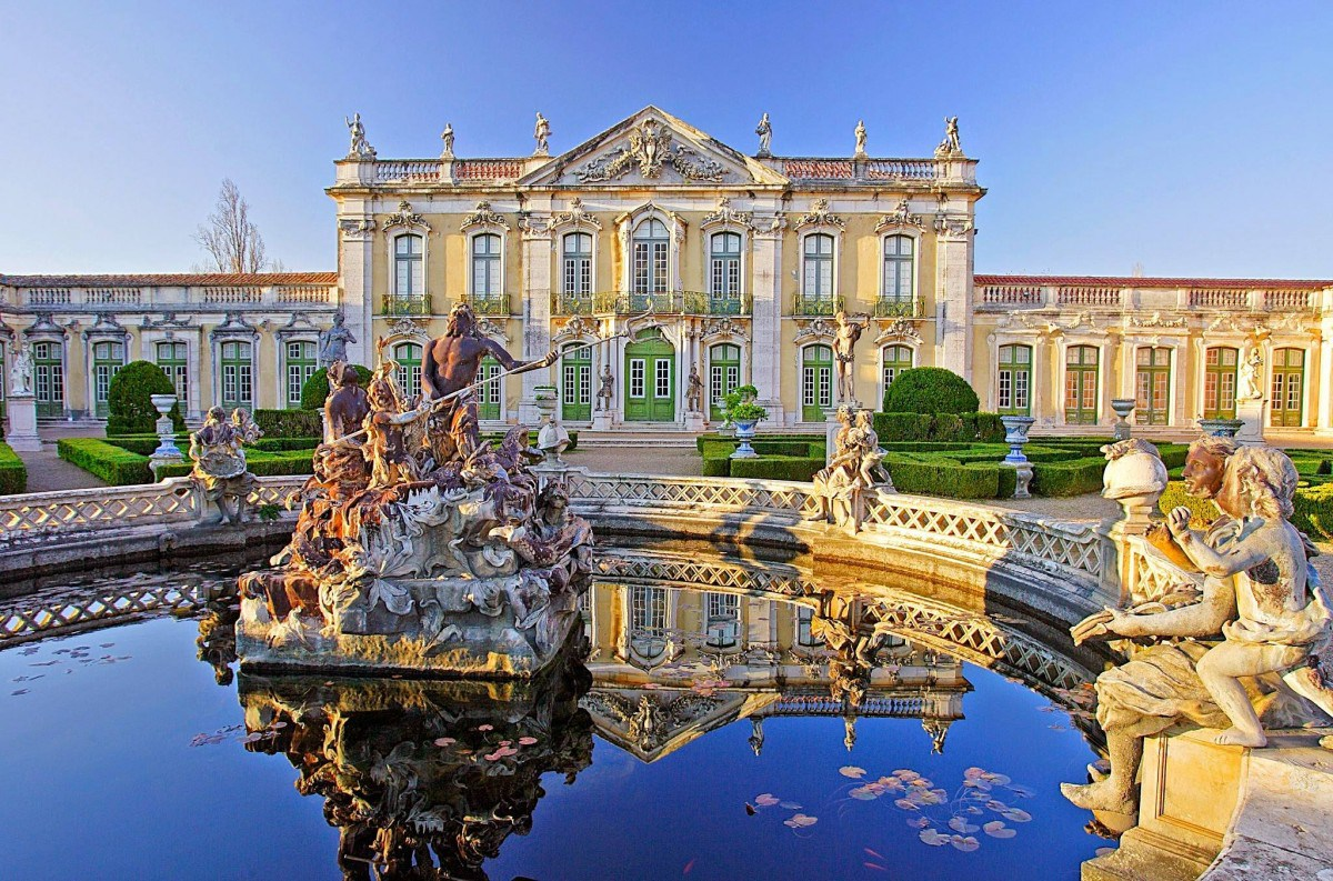 Photo of Queluz Palace hosts Seventh Century Fair in September
