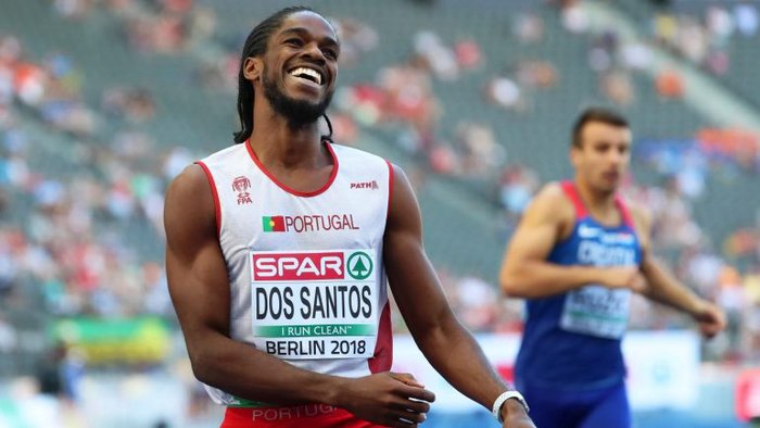 Photo of Ricardo dos Santos sets national record of the 400 meters in the Europeans of Athletics