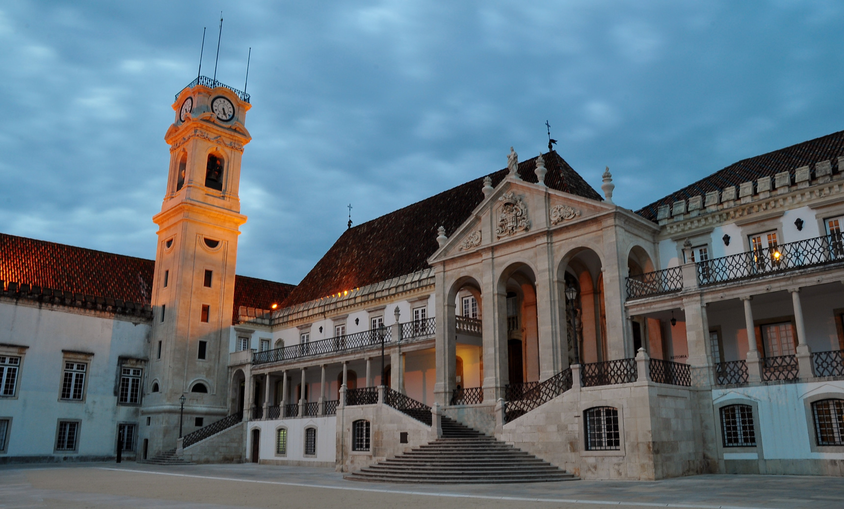 Photo of University of Coimbra with nightly heritage visits until September