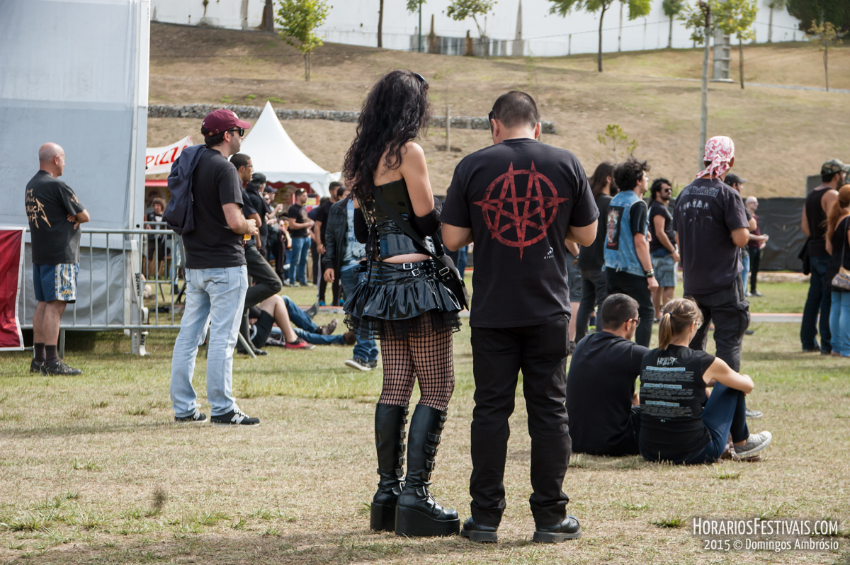 Photo of Festival takes Converge, Cradle of Filth … and elderly 'Metalleros' to Vagos