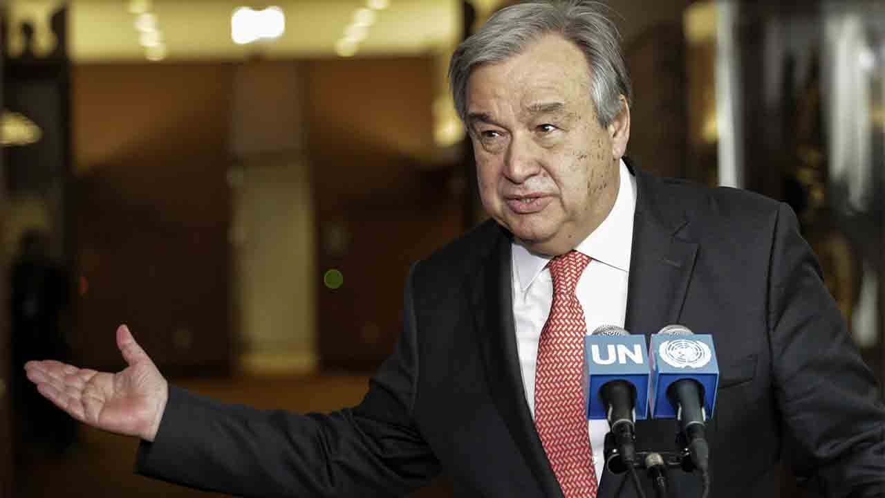 Photo of Marcelo meets today with António Guterres in New York