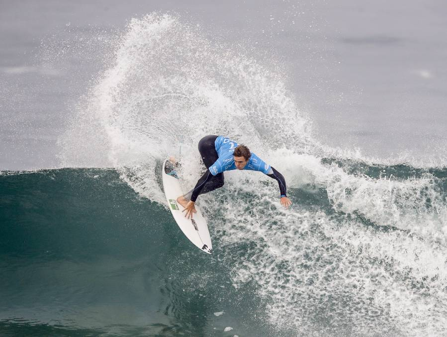 Photo of Ryan Callinan wins in Ericeira, 'Kikas' finishes in ninth place