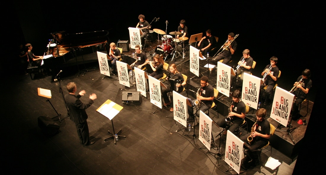 Photo of Three Big Band Junior concerts to say 'Jazz is for you too'