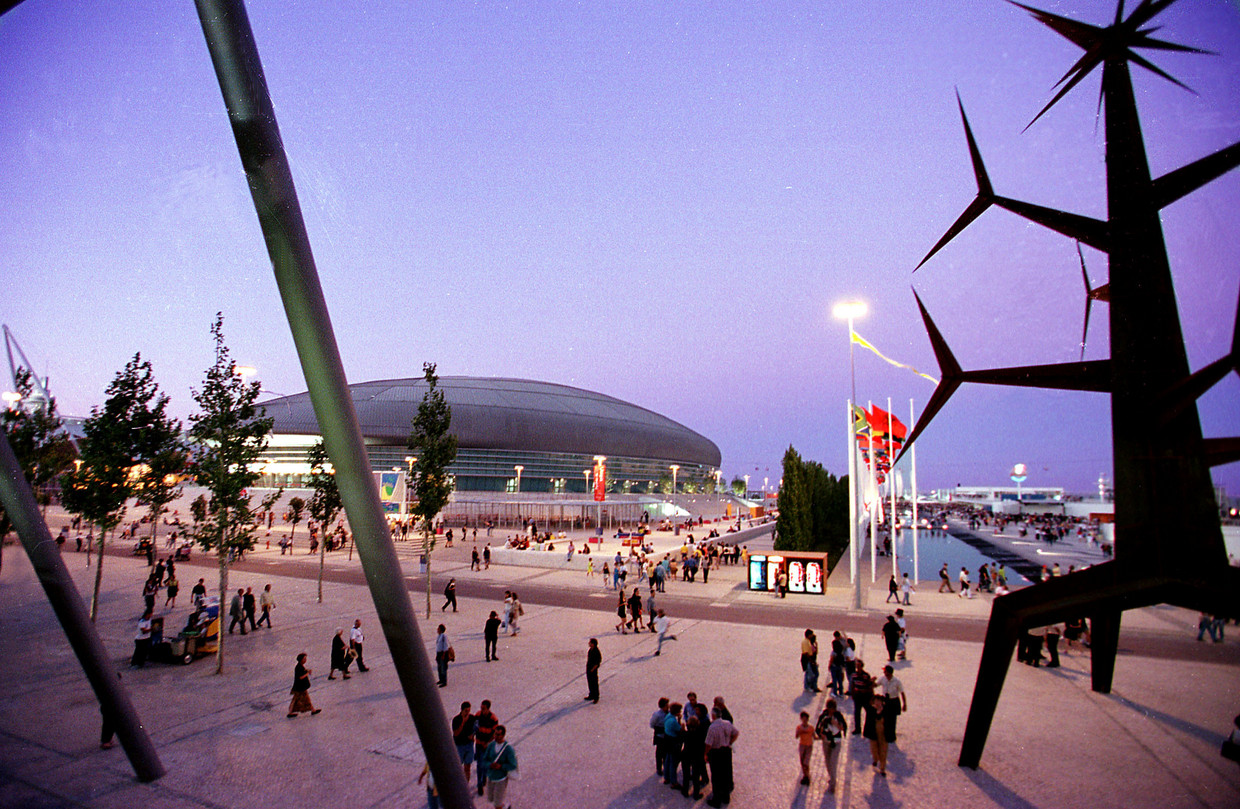 Photo of Expo'98 ended 20 years ago and returned the eastern zone to Lisbon