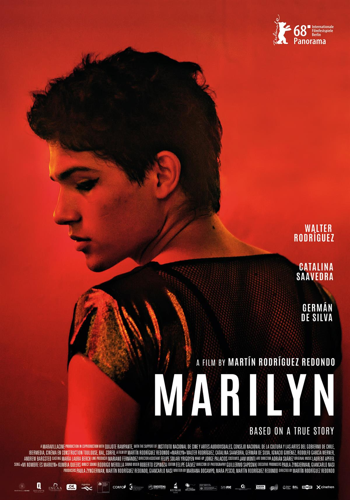 Photo of The Best Feature Film of Queer Lisboa was the work 'Marilyn'