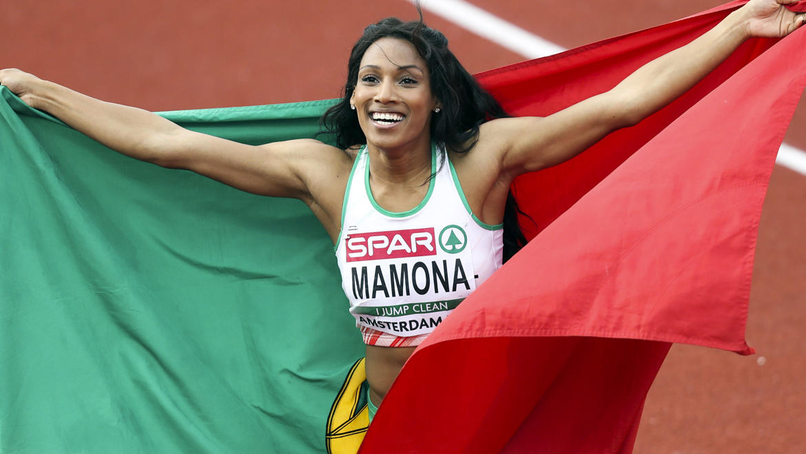 """Photo of Patrícia Mamona wants """"second place or better"""" in Europeans"""