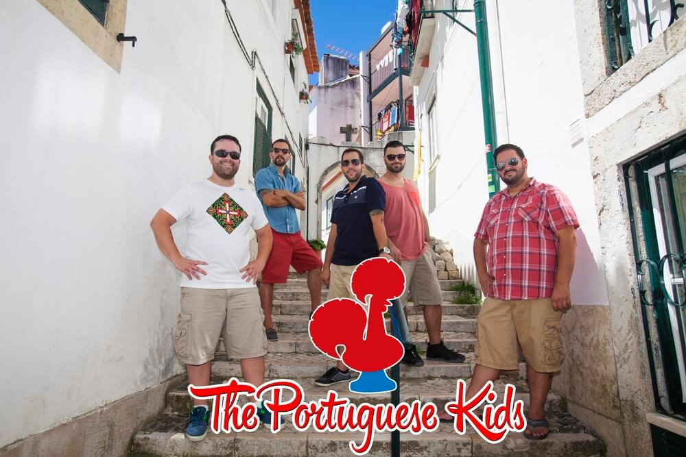 Photo of Comedians The Portuguese Kids on tour in Australia already plan series