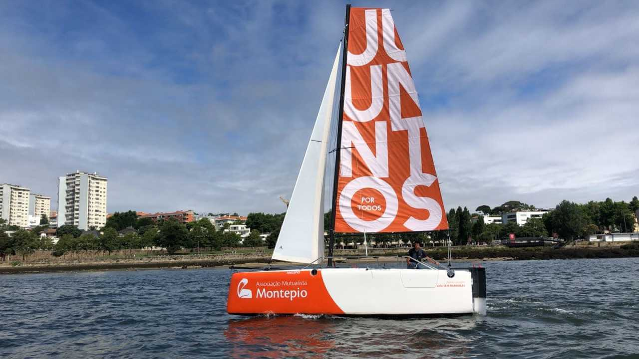 Photo of The first sailing boat for people with reduced mobility was created