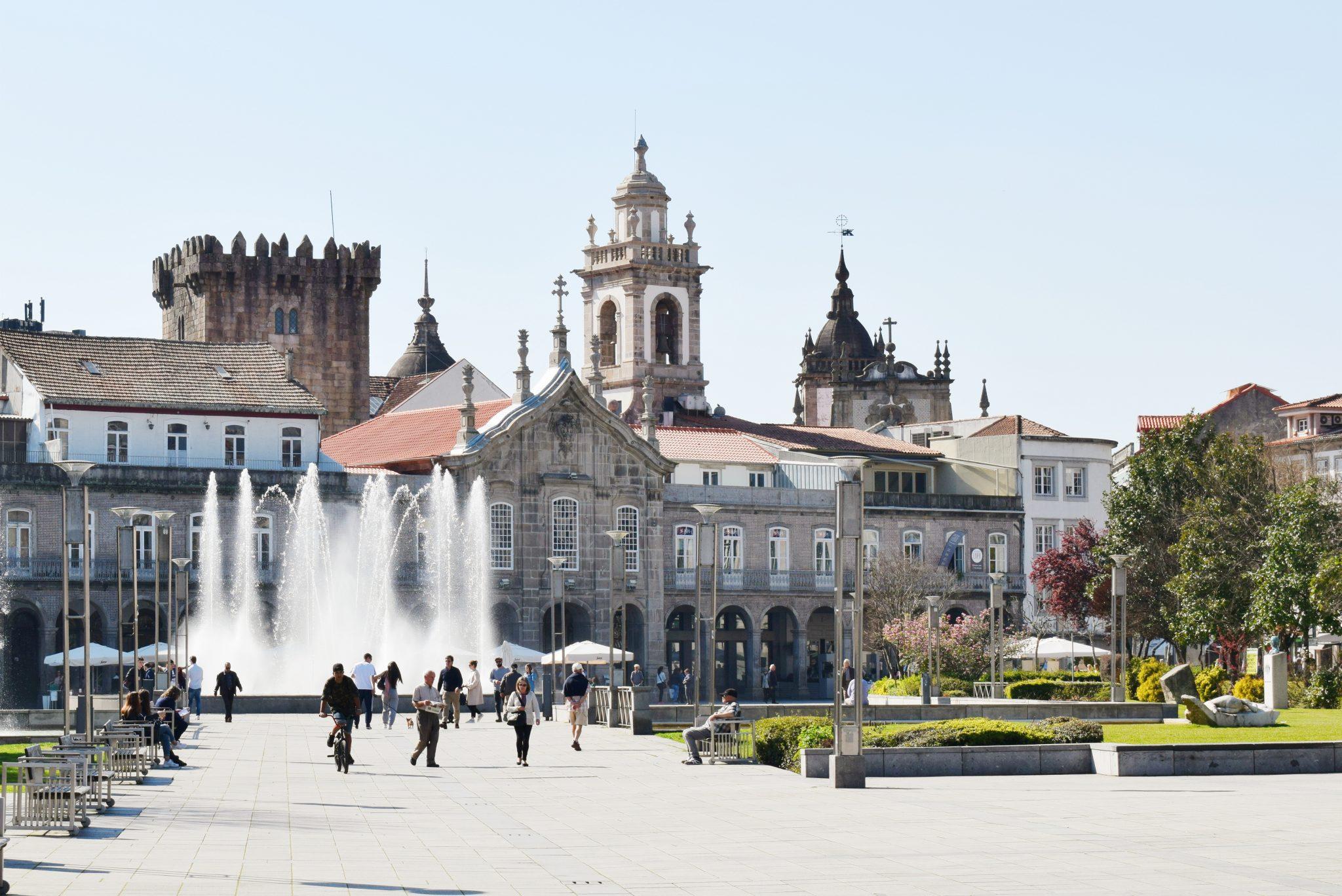 Photo of Braga receives distinction of Best European City of Sport 2018