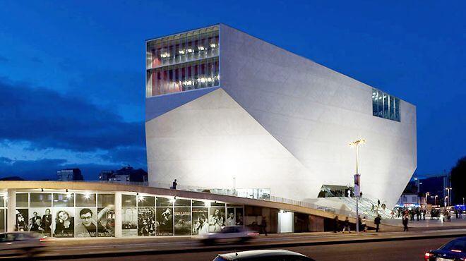 Photo of Casa da Música chose Gyorgi Ligeti for the cycle 'Music & Revolution'
