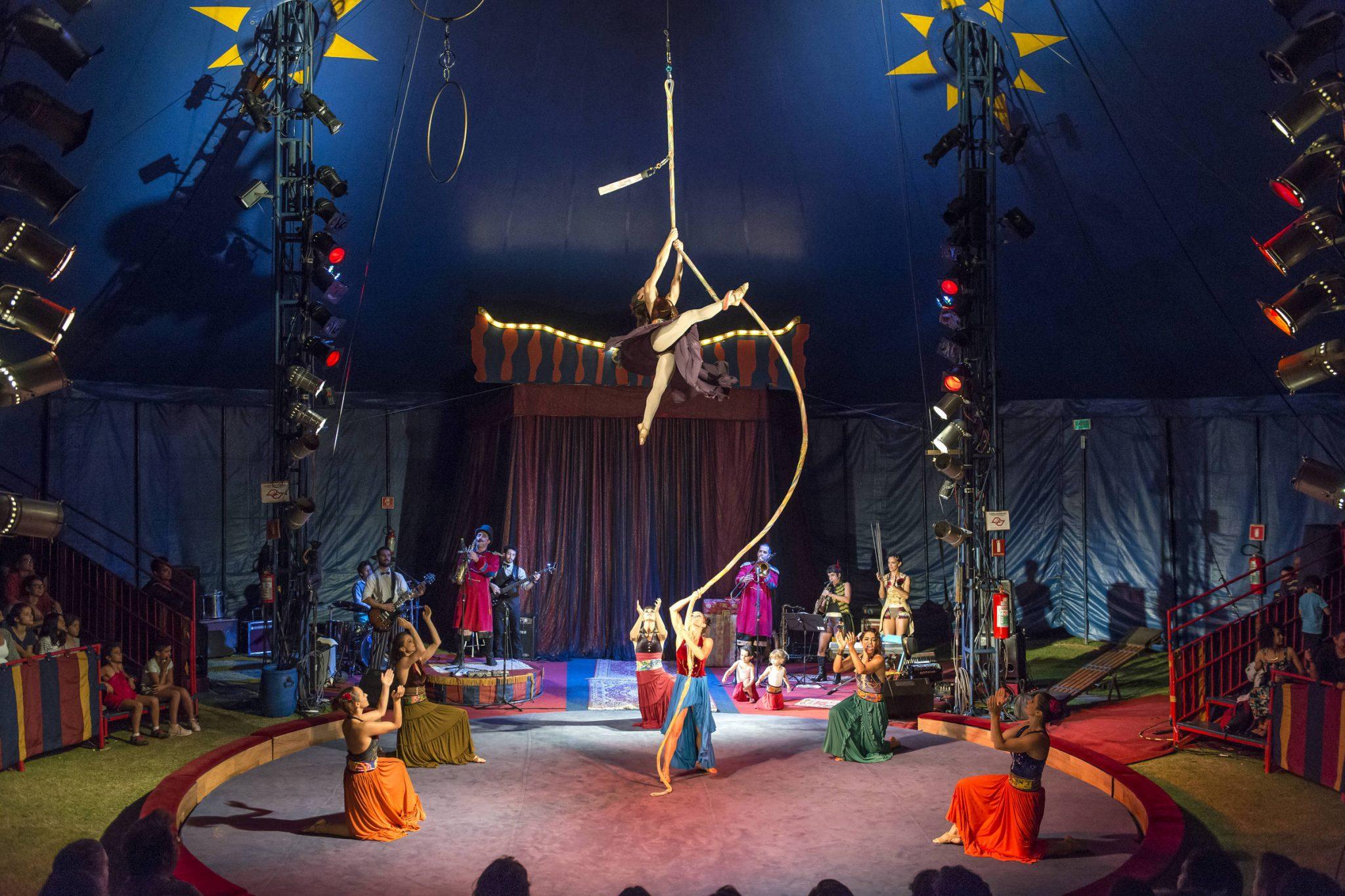 Photo of Porto will host the 1st International Circus Festival