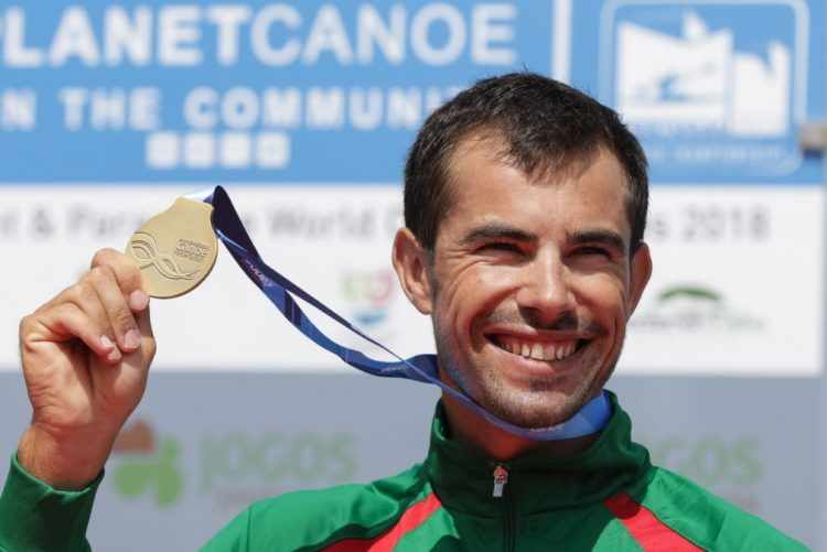 Photo of Fernando Pimenta of Gold
