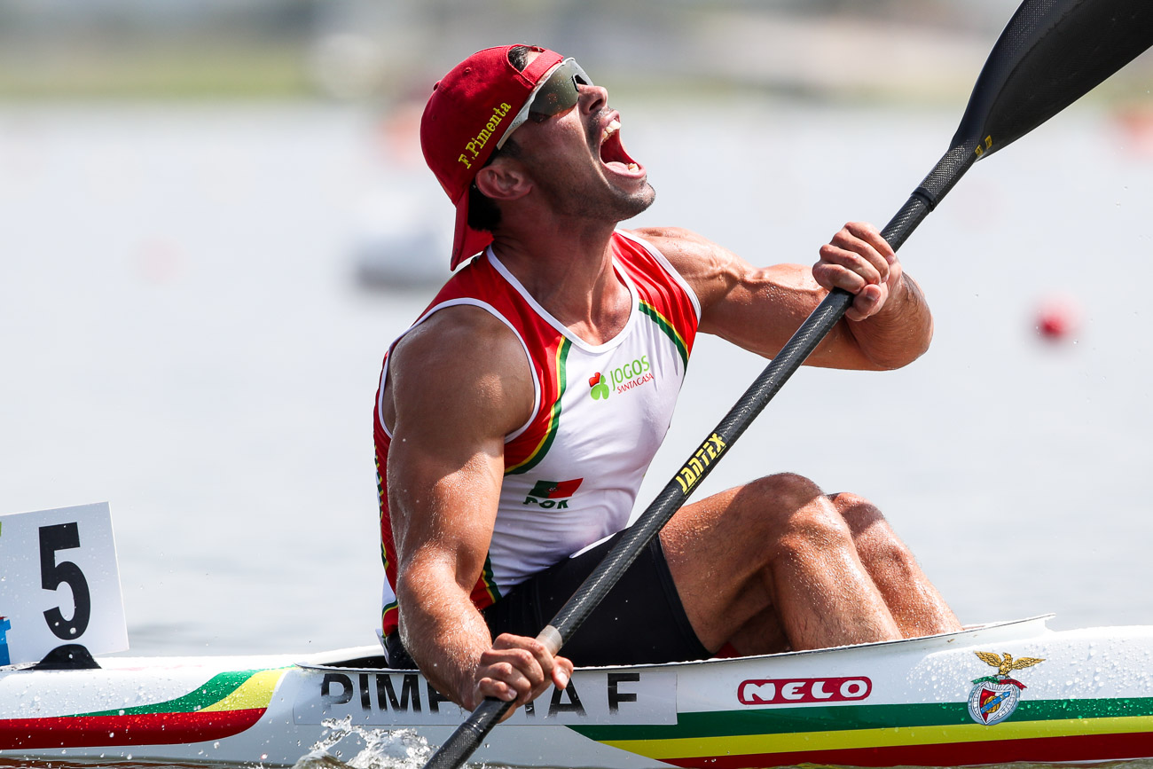 Photo of Fernando Pimenta wins bronze in K1 1000 and assures presence in Tokyo in 2020