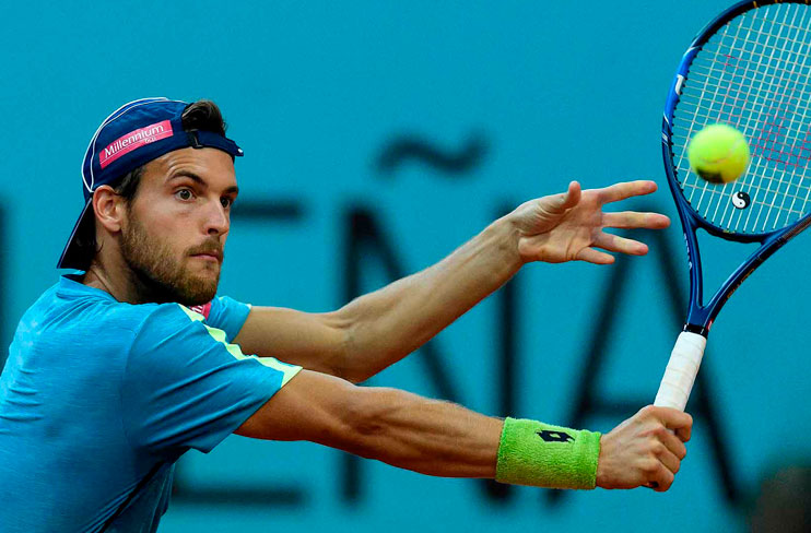 Photo of Joao Sousa advances to the second round of the Chengdu tournament