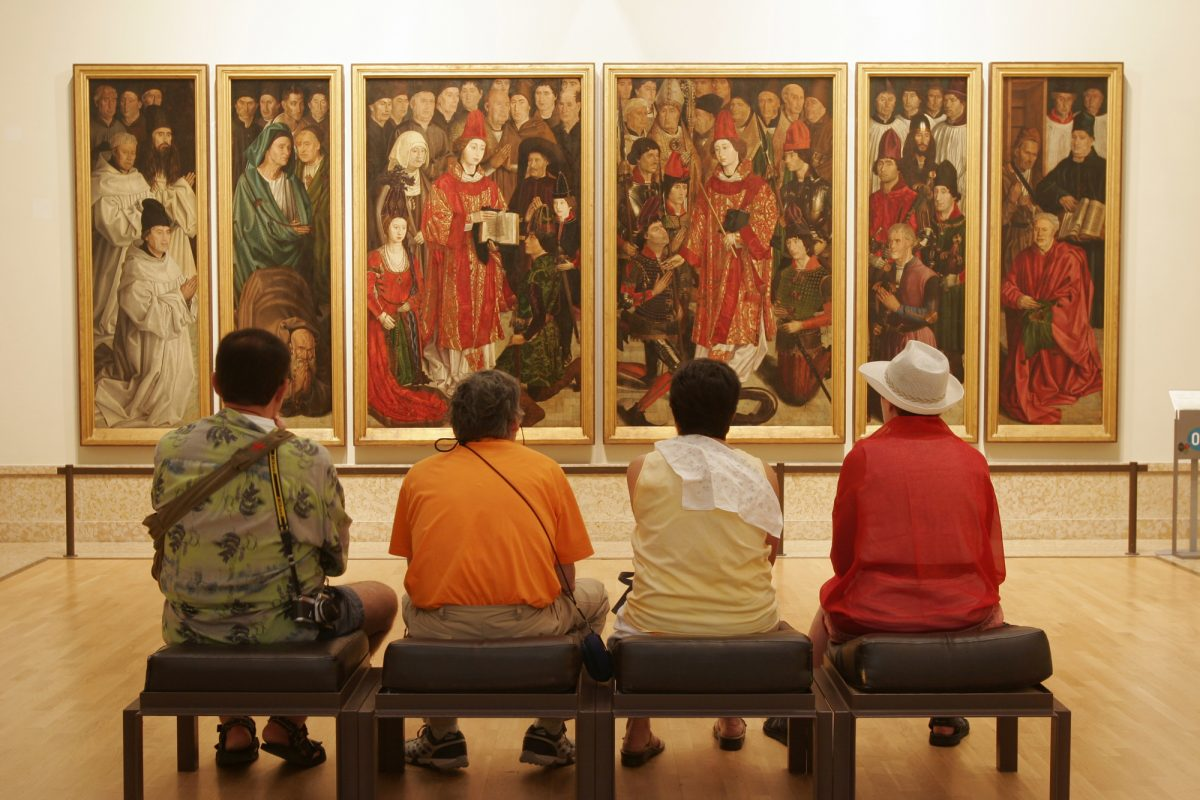 Photo of National Museum of Ancient Art exhibits Josefa de Óbidos masterpiece