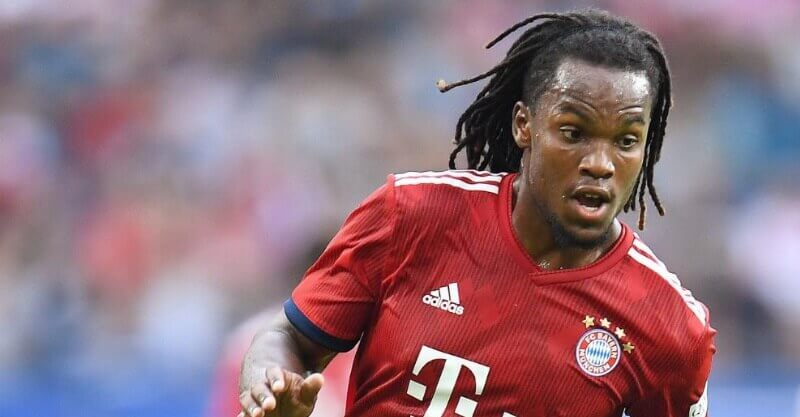 Photo of Bayern coach speaks of Renato Sanches