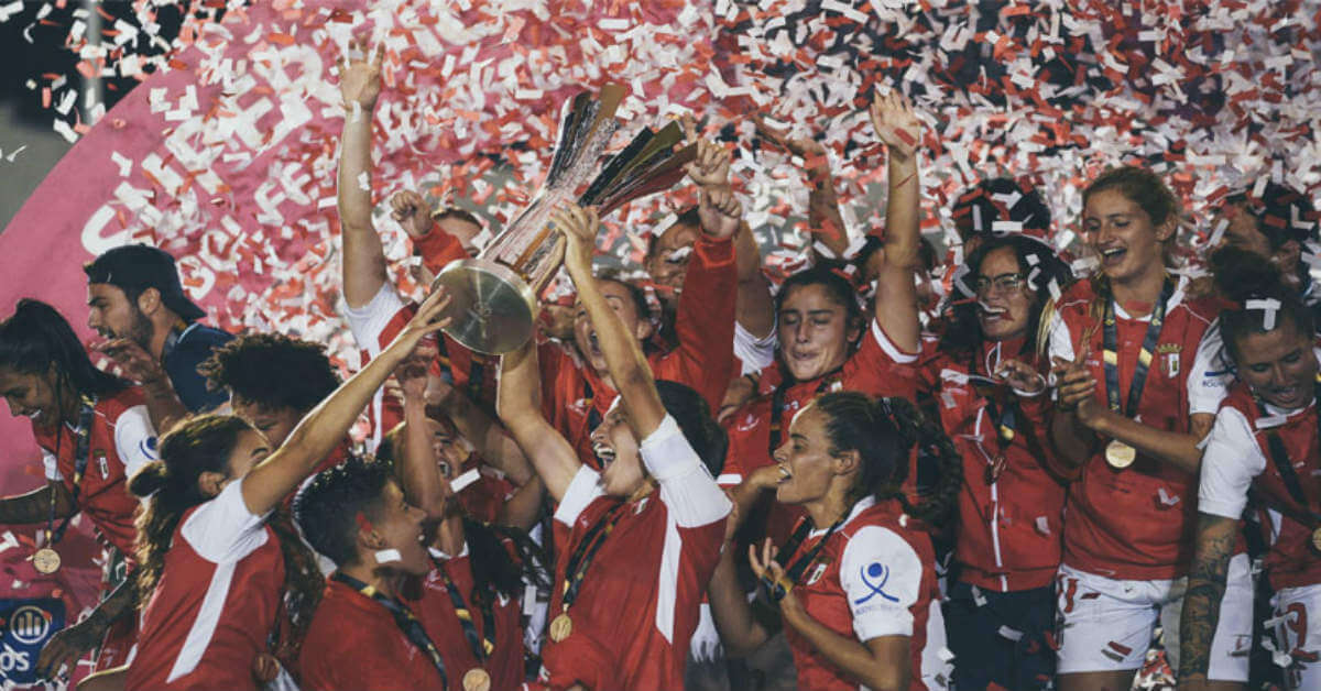 Photo of Sp. Braga wins Sporting on penalties and wins Women's Super Cup