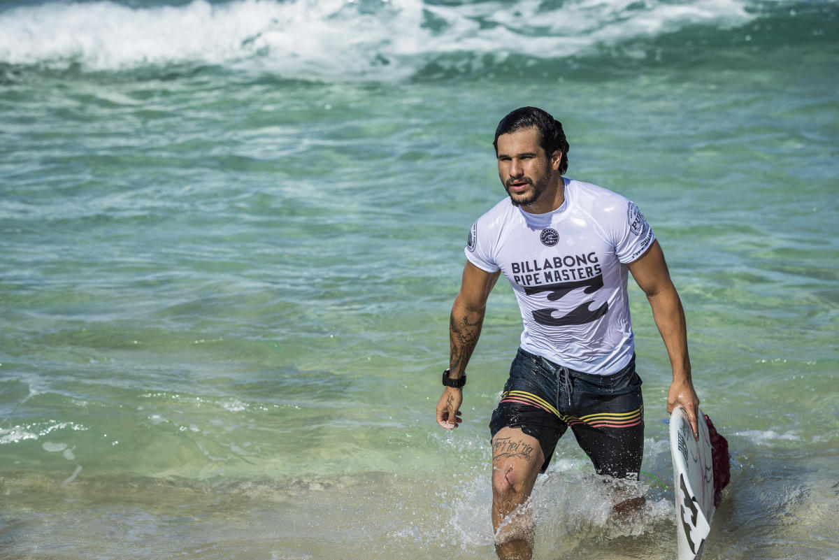 Photo of Ítalo Ferreira wins Meo Rip Curl Pro Portugal for the first time