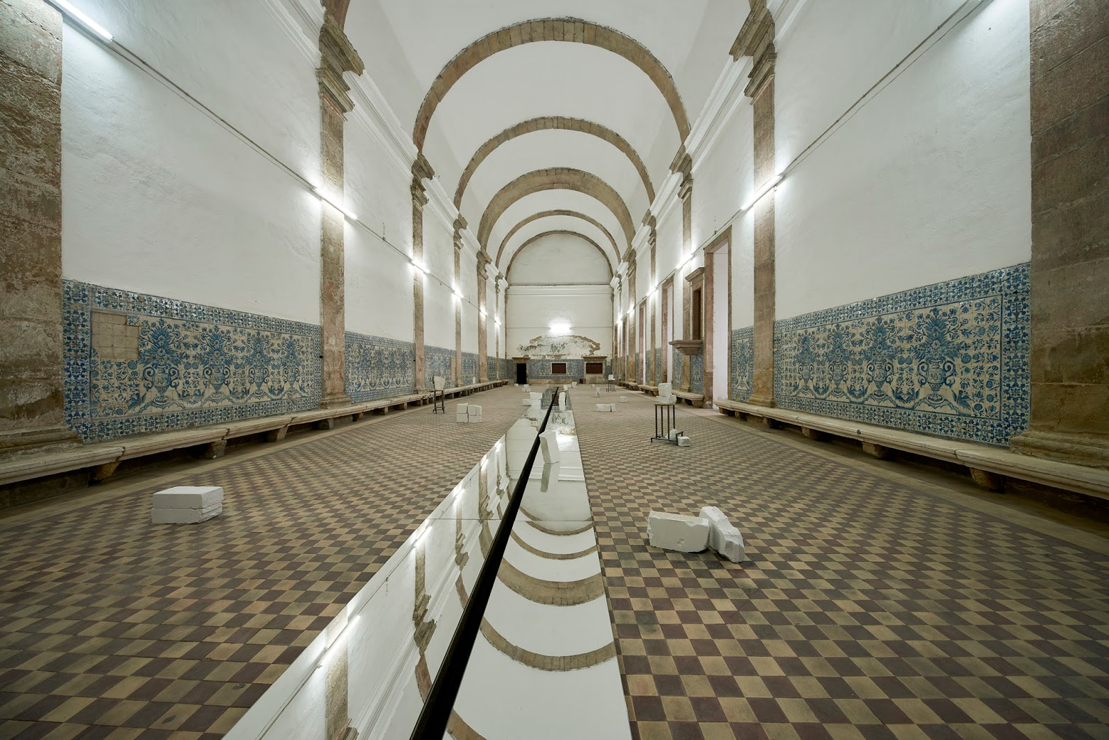 Photo of Unoccupied monastery returns to be the stage of the art biennial of Coimbra
