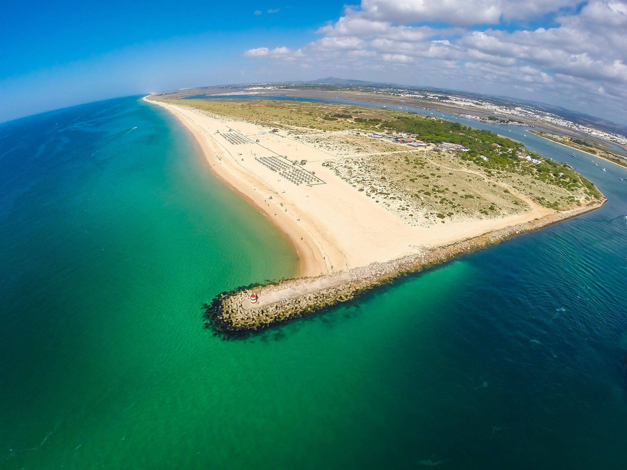 Photo of Beach of the Island of Tavira