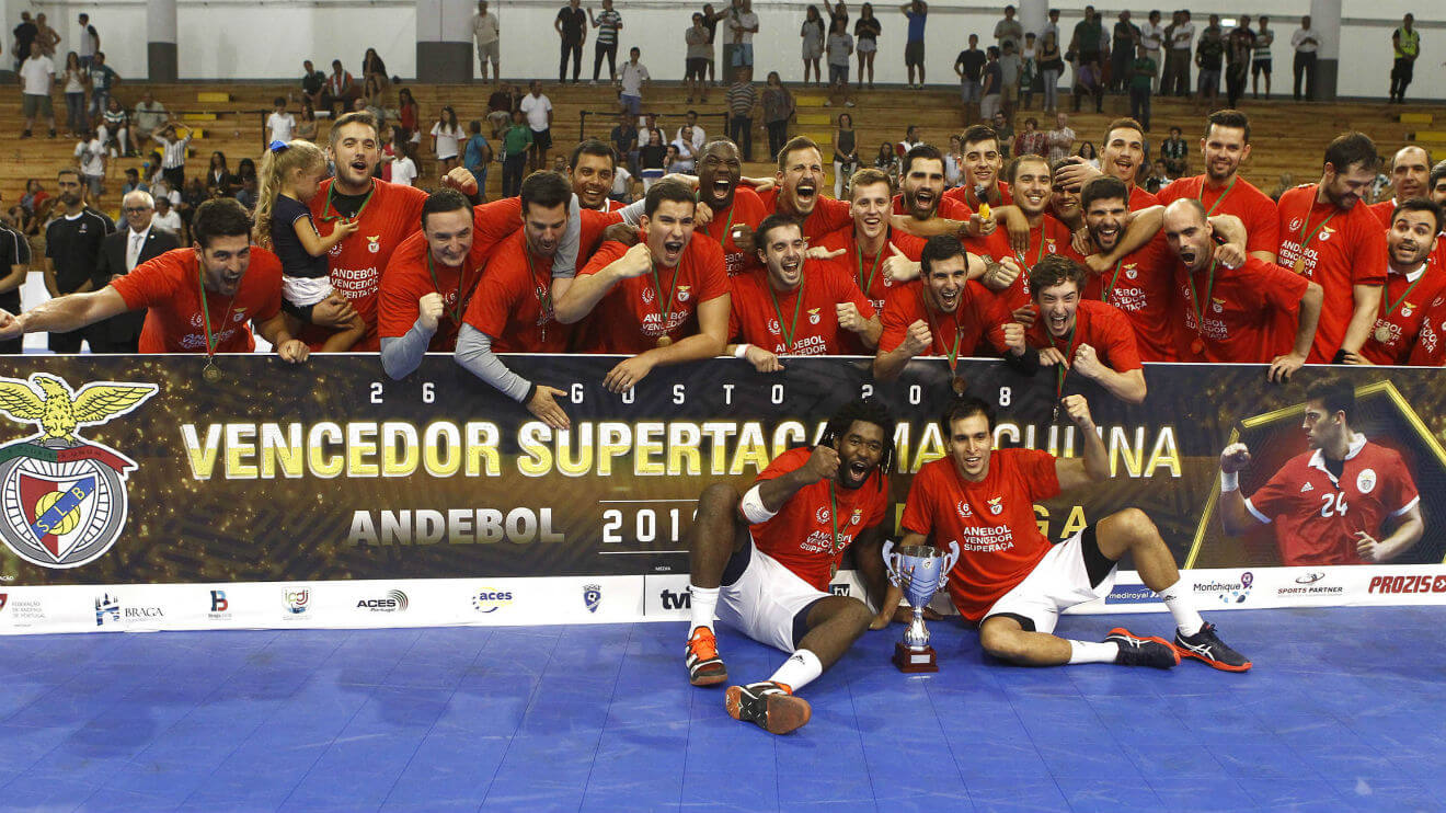 Photo of Benfica wins Volleyball Super Cup against Sporting