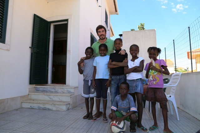 Photo of PALOP children with heart problems welcomed by Portuguese institution