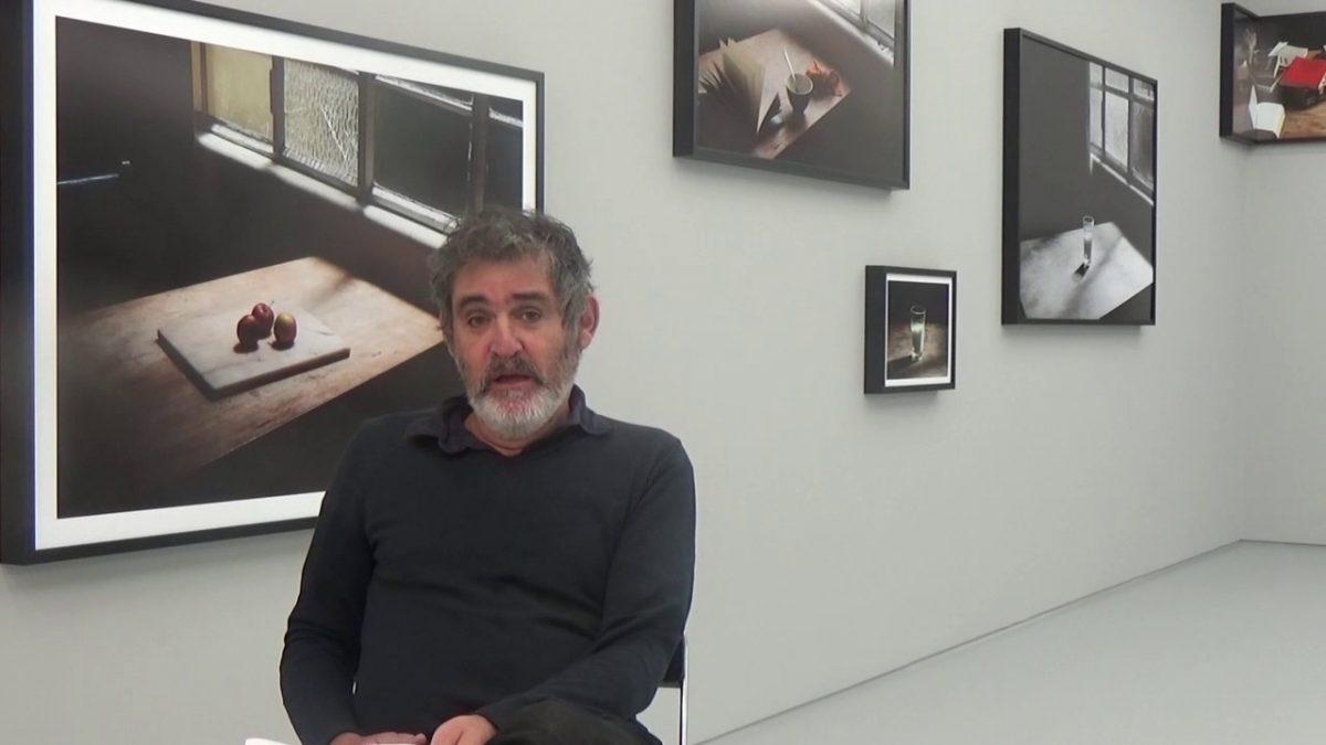 Photo of Daniel Blaufuks exhibits 'Aujourd'hui' at the Eugène-Delacroix Museum in Paris