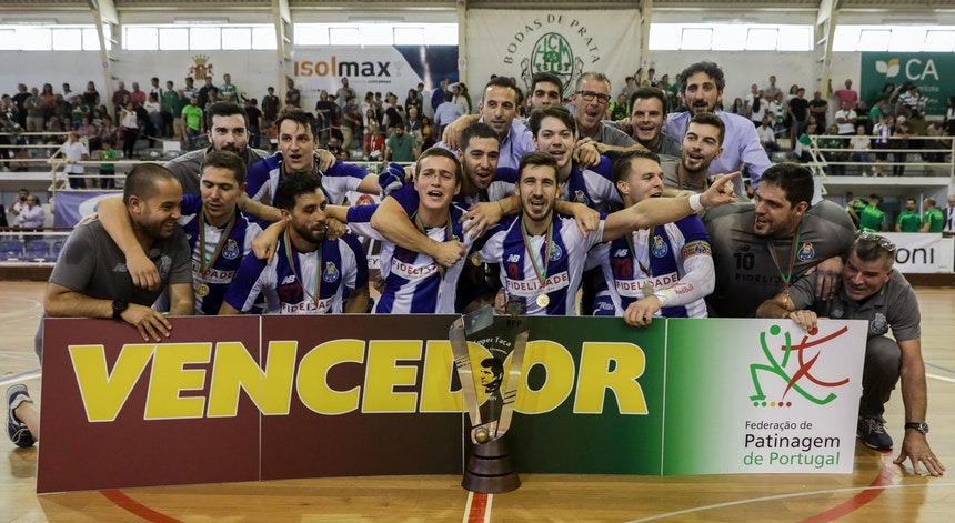 Photo of FC Porto wins Hockey Super Cup against Sporting Clube de Portugal