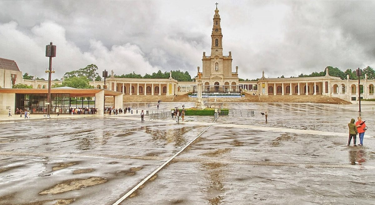 Photo of May 13rd celebrations in Fatima remain without pilgrims
