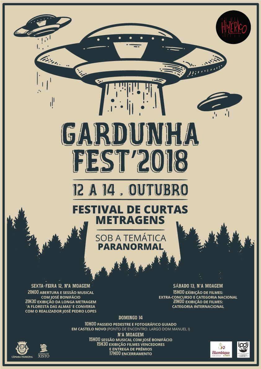 Photo of Festival dedicated to the paranormal has 27 films to contest in Fundão