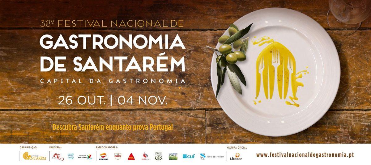 Photo of Marvão olive oil highlighted at the Gastronomy Festival of Santarém