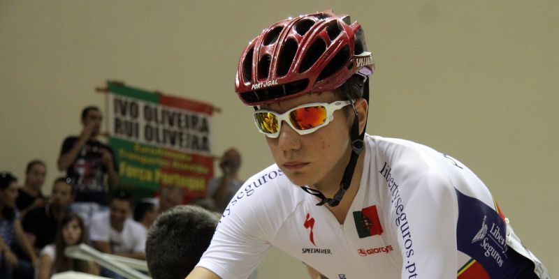Photo of Ivo Oliveira was eighth in the World Cup scratch test