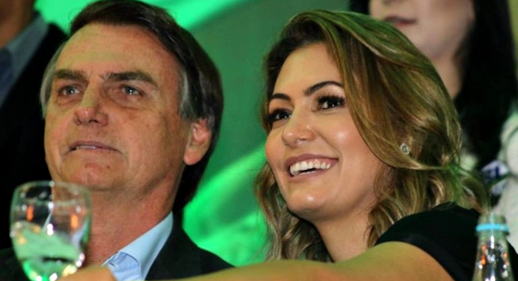 Photo of Who is Michelle Bolsonaro, the new Brazilian first lady?