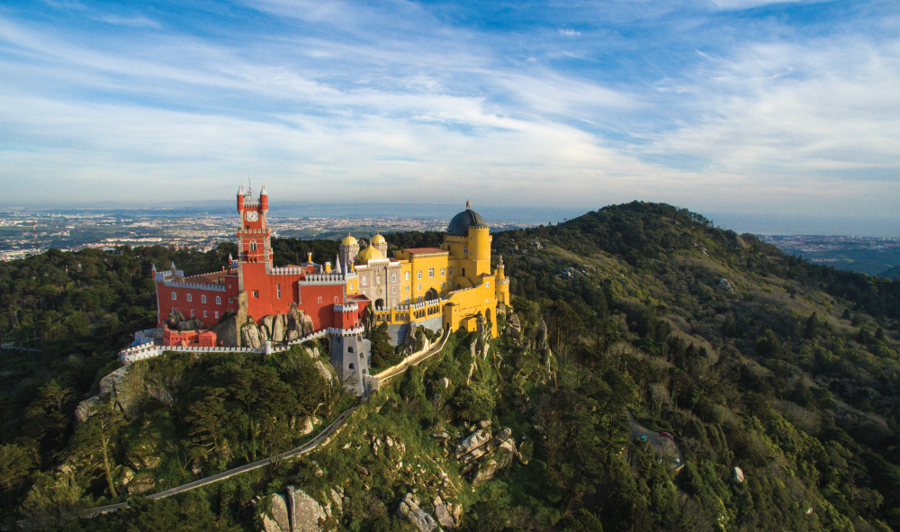 Photo of Sintra   Park and National Palace of Pena