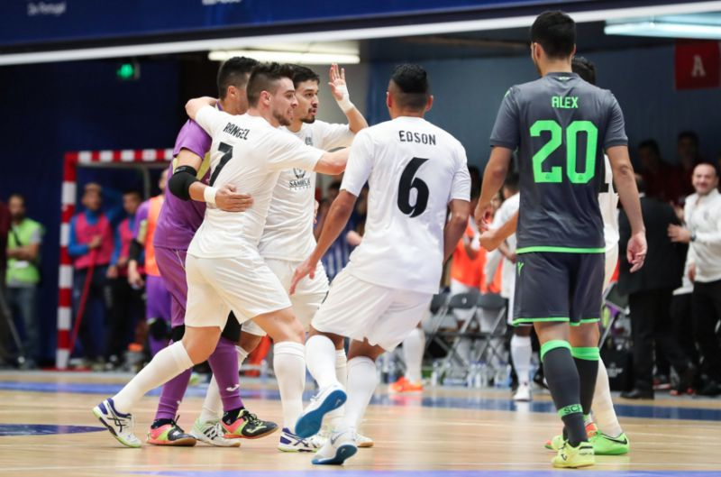 Photo of Sporting surprised by Kairat in Futsal Champions League