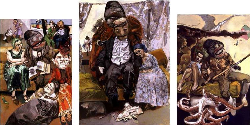 "Photo of Exhibition by Paula Rego in Paris to give her the ""well-deserved recognition"""