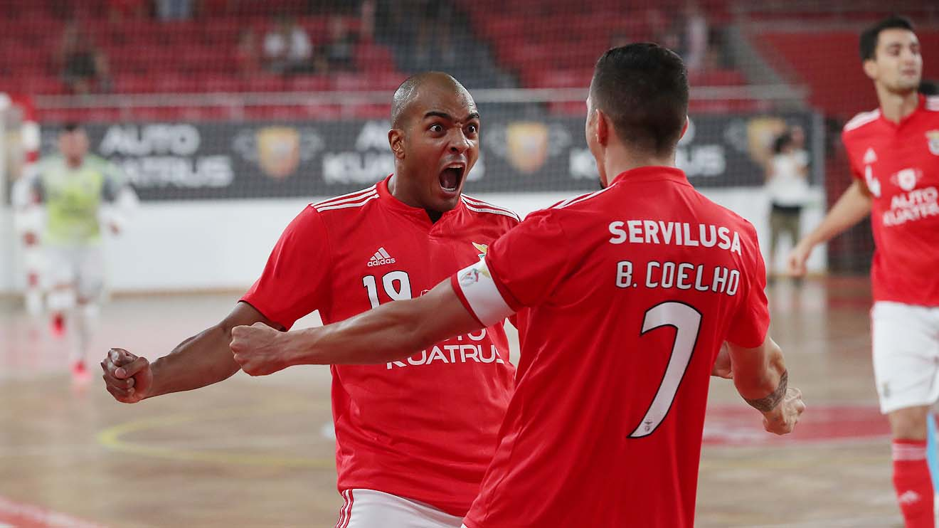 Photo of Benfica had to sweat to win against the Eléctrico of Ponte de Sor