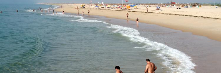 Photo of Algarve | Beach of Cabanas de Tavira